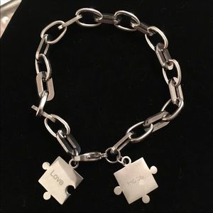 Jewelry - Puzzle Bracelet